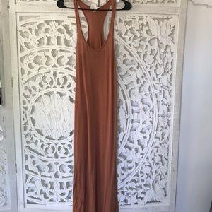 Razorback Maxi Dress